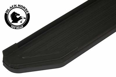 Black Horse Off Road - E | Peerless Running Boards | Black - Image 6