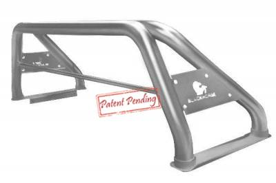 Black Horse Off Road - J | Classic Roll Bar | Stainless Steel | RB003SS - Image 2