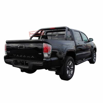Black Horse Off Road - Roll Bar RB-TOTAB - Black | Fits 16-19 Toyota Tacoma - Image 4