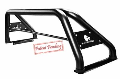 Black Horse Off Road - J | Classic Roll Bar | Black | RB003BK - Image 4