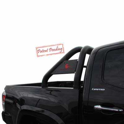 Black Horse Off Road - J | Classic Roll Bar | Black | RB003BK - Image 2