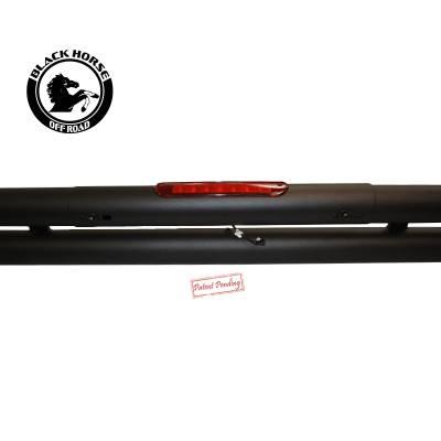 Black Horse Off Road - Black Horse Black Gladiator Roll Bar GLRB-01B- Universal fit - Image 7