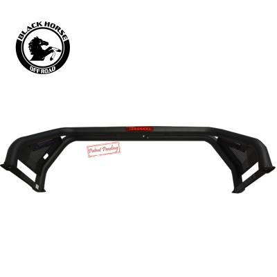 Black Horse Off Road - Black Horse Black Gladiator Roll Bar GLRB-01B- Universal fit - Image 11