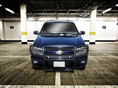 Black Horse Off Road - Grille Guard 17A037400MA - Black | Chevrolet Tahoe, Avalanche 1500, Suburban 1500 - Image 2