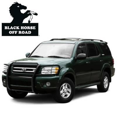 Black Horse Off Road - D | Grille Guard | Black - Image 3