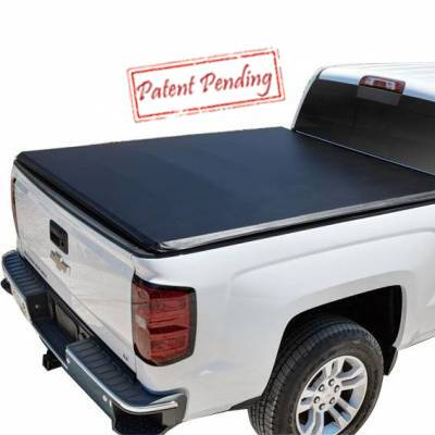 Black Horse Off Road - 2015-2019 CHEVY COLORADO/ GMC Canyon 6ft bed Black Horse PRS-GM32 PREMIER TRI FOLD TONNEAU COVER - Image 3