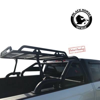 Black Horse Off Road - Warrior Roll Bar for Chevrolet Silverado, GMC Sierra, Toyota Tundra, Ford, Ram - Image 6