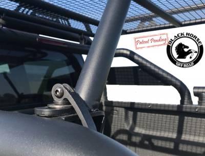 Black Horse Off Road - Warrior Roll Bar for Chevrolet Silverado, GMC Sierra, Toyota Tundra, Ford, Ram - Image 4