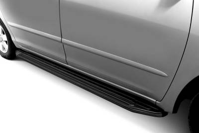 Black Horse Off Road - 18-19 VW ATLAS PEERLESS RUNNING BOARDS PR-W2076BK - Image 5