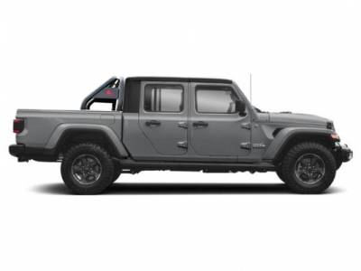 Black Horse Off Road - J | Classic Roll Bar | Black | Tonneau Cover Compatible | RB09BK - Image 7
