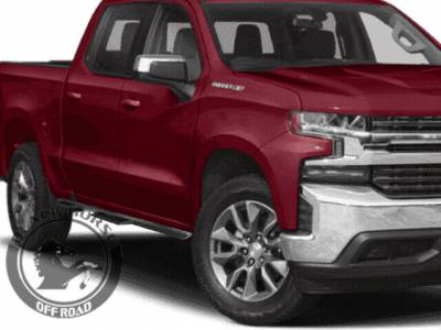 Side Steps & Running Boards - Impact Running Boards - Black Horse Off Road - F | Impact Side Steps | Black |    IM-CHSIDC-19
