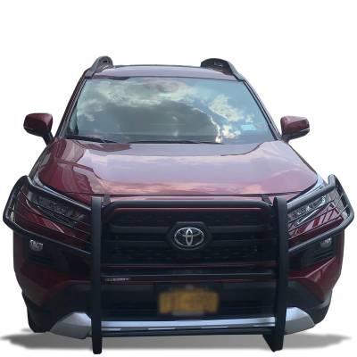 Black Horse Off Road - Black Horse 17A093904MA Black 2019-2020 Toyota RAV4 Modular Grille Guard - Image 3