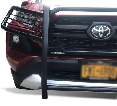 Black Horse Off Road - Black Horse 17A093904MA Black 2019-2020 Toyota RAV4 Modular Grille Guard - Image 6