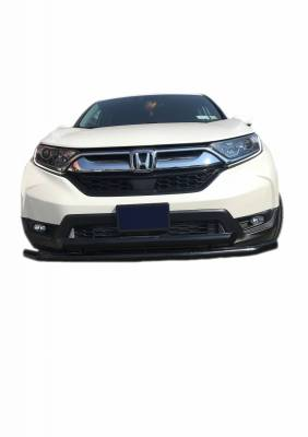 Front End Protection - Front Runners - Black Horse Off Road - Black Horse Front Runner Double Layer Black Steel 2017-2019 Honda CR-V Front Bumper Protector