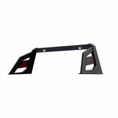 Black Horse Off Road - J | Armour Roll Bar | Black | ARB-NIFRB - Image 4