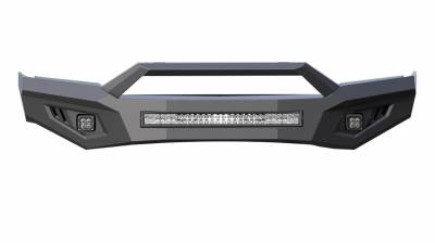 Black Horse Off Road - B | Armour Front Bumper | Black | AFB-RA19 - Image 5