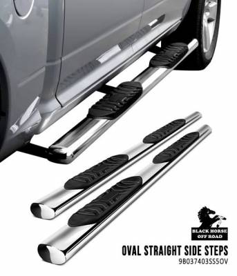 Running Boards & Side Steps Cover