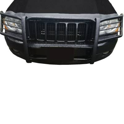 Black Horse Off Road - D | Grille Guard | Black | 17A080200MA - Image 2
