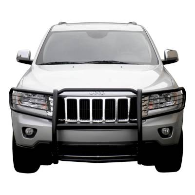 Front End Protection - Grille Guards - Black Horse Off Road - D | Grille Guard | Black | 17A080202MA