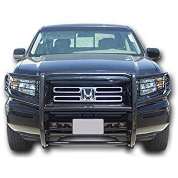 Front End Protection - Grille Guards - Black Horse Off Road - D | Grille Guard | Black | 17A152500A1MA