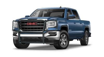 Front End Protection - Grille Guards - Black Horse Off Road - D | Grille Guard | Black | 17GS14MA