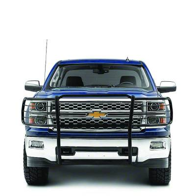 Front End Protection - Grille Guards - Black Horse Off Road - D | Grille Guard | Black | 17GT20MA