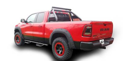 Black Horse Off Road - J | Classic Roll Bar | Black | Compabitle With Most 1/2 Ton Trucks | RB001BK - Image 2