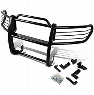 Black Horse Off Road - D | Grille Guard | Black | 17GD26MA - Image 3