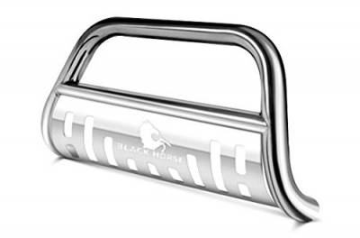 Black Horse Off Road - A | Bull Bar | Stainless Steel | Skid Plate | CBS-HYB6001SP - Image 2