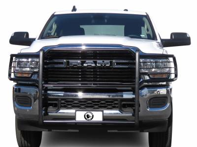 Products - Front End Protection - Black Horse Off Road - D | Grille Guard | Black | 17DG113MA