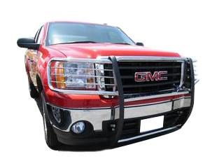 Black Horse Off Road - D | Grille Guard | Black | 17GS10MA - Image 2