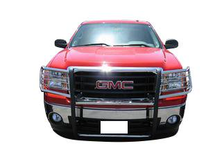 Black Horse Off Road - D | Grille Guard | Black | 17GS10MA - Image 3