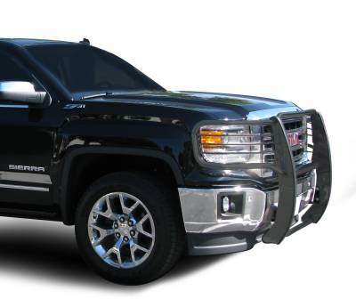 Black Horse Off Road - D | Grille Guard | Black | 17GS12MA - Image 3