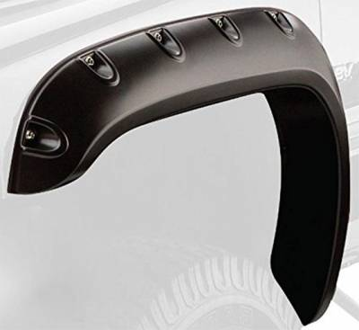 Products - Fender Flares - Smooth Paintable Fender Flares