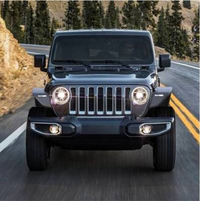 Products - Fender Flares - Jeep Fender Flares