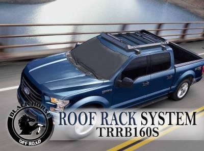 Roof Rack Cross Bar Cover
