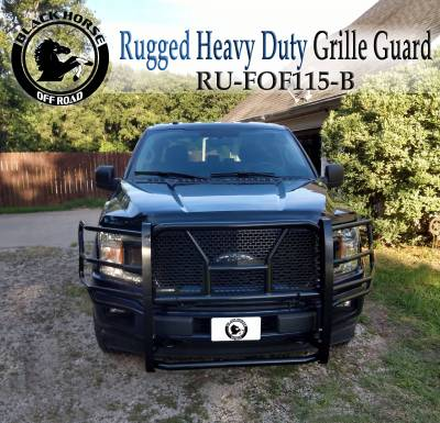Grille Guards Cover