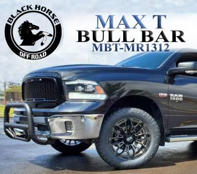 Bull Bars Cover