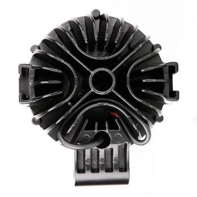 """Black Horse Off Road - D   Grille Guard Kit  Black   With Set of 7"""" Black LED - Image 18"""