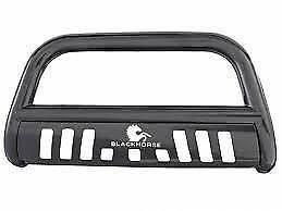 Black Horse Off Road - A | Bull Bar | Black | Skid Plate | CBB-HOB3101SP - Image 3