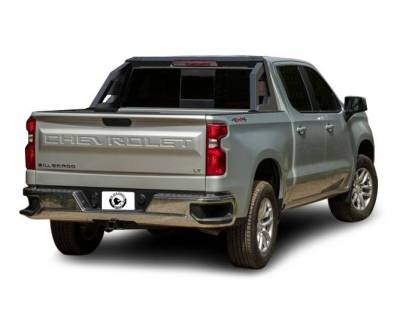 Black Horse Off Road - J | Armour Roll Bar | Black | Compabitle With Most 1/2 Ton Trucks | RB-AR1B - Image 2