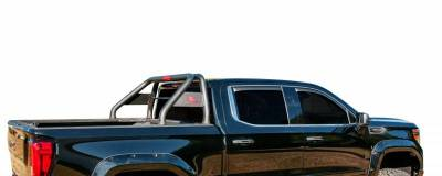 Black Horse Off Road - J | Classic Roll Bar | Black | Compatible With Most 1/2 Ton Trucks | RB001BK - Image 3
