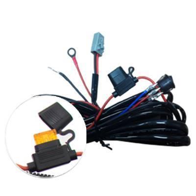 Black Horse Off Road - J | Classic Roll Bar Kit | Black| Includes 50in LED Light Bar | Tonneau Cover Compatible|RB006BK-KIT - Image 9
