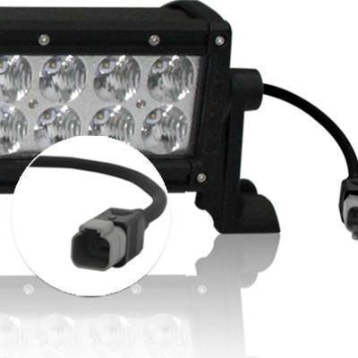 Black Horse Off Road - J | Classic Roll Bar Kit | Black| Includes 50in LED Light Bar | Tonneau Cover Compatible|RB006BK-KIT - Image 8